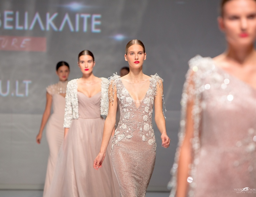 AURELIJA BELIAKAITE Isteku lt Wedding Fashion Show