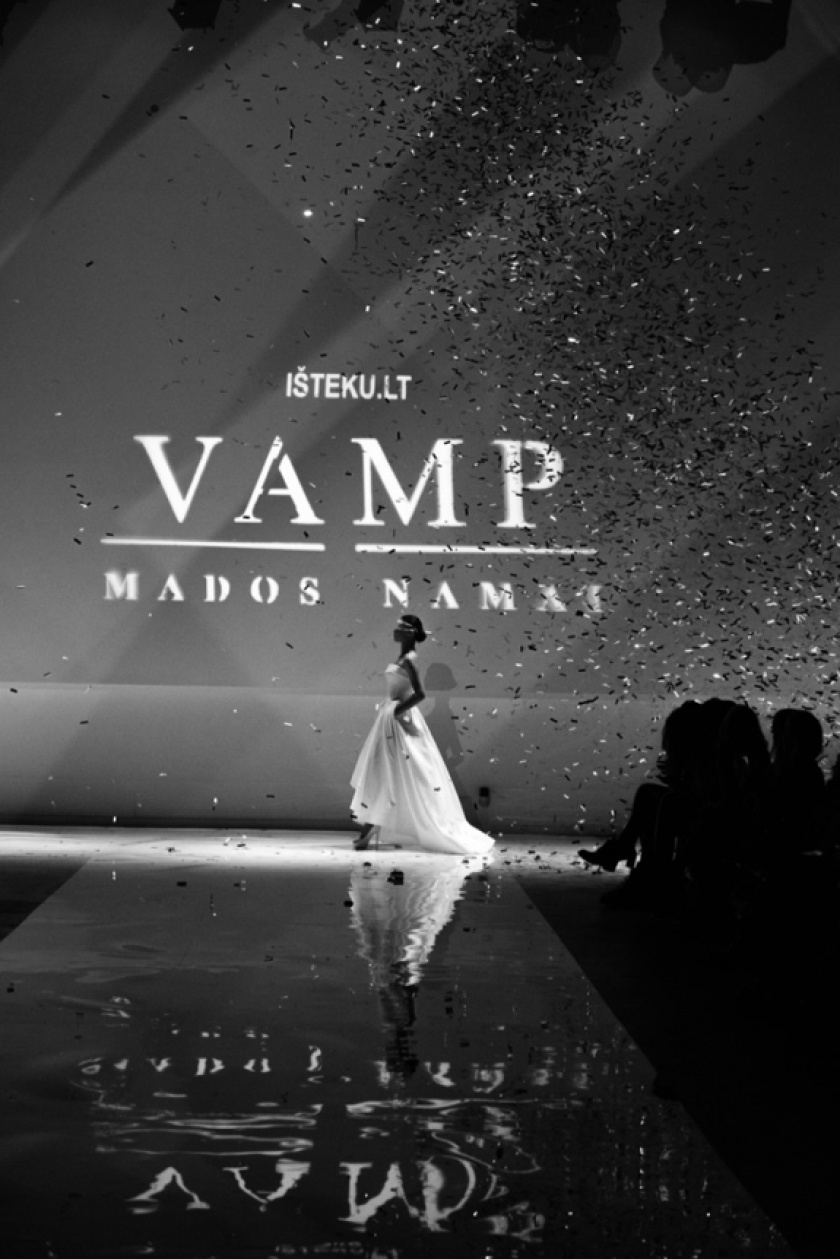 """Wedding Fashion Show"": VAMP"